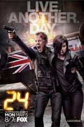 Смотреть 24 часа: Проживи еще один день онлайн в HD качестве 720p